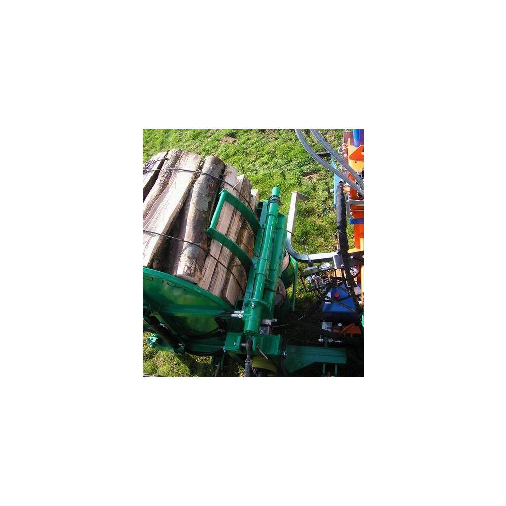 Combiné Bois De Chauffage Occasion - Enstereuse, fagoteuse, fagotier pour conditionner des fagots de buches de bois de chauffage