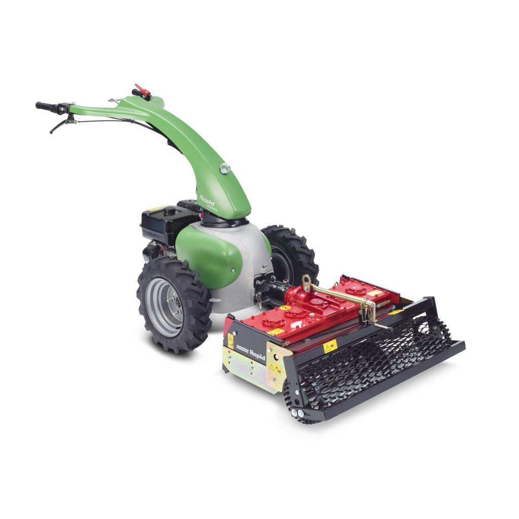 Herse rotative universelle lipco uk pour porte outils mono axe - Niveler un terrain pour pelouse ...