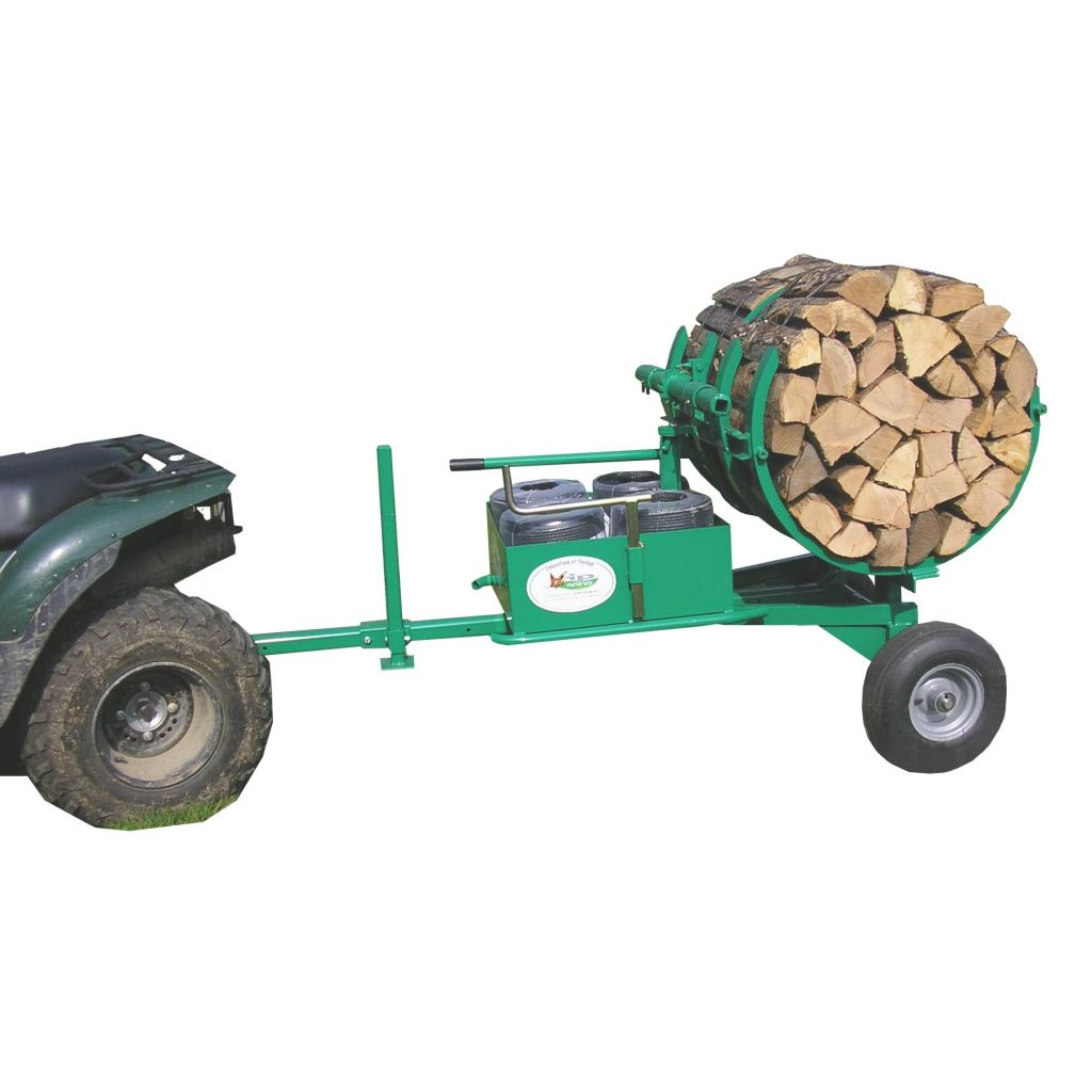Fagoteuse bois pour fagots de bois de chauffage en 50 cm ou 1 m enstereuse fagotier - Machine couper bois chauffage ...